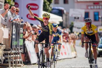 Czech Tour vyhrál Jihoafričan Daryl Impey, český jezdec Michael Kukrle dojel třetí