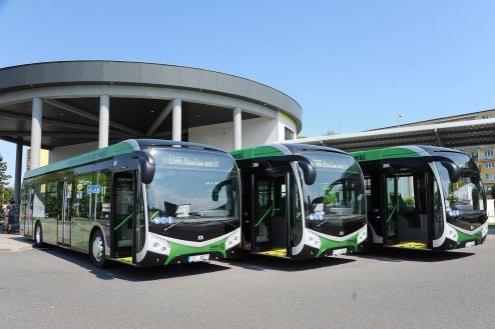 V Havířově budou v blízké budoucnosti jezdit autobusy na vodík