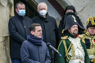 Na Mohyle míru uctili památku padlých v napoleonských válkách