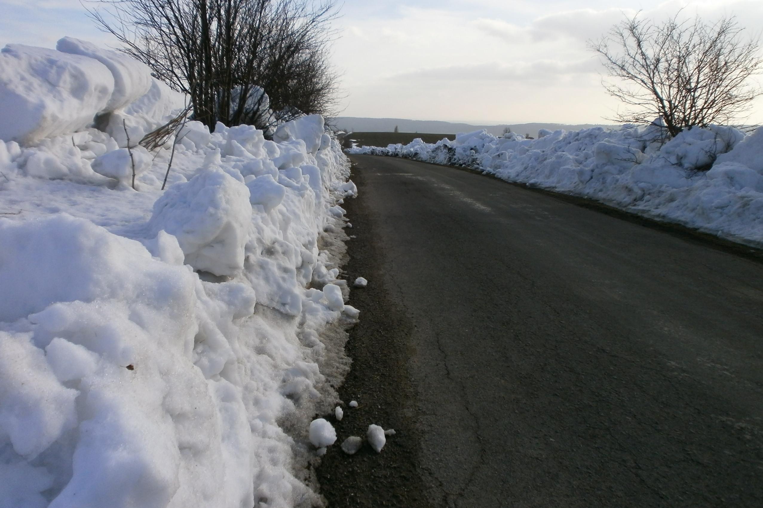 Krajští silničáři zvládli nápor zimy