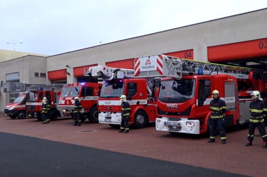 Město Děčín plánuje boletickým hasičům koupit cisternu z dotace
